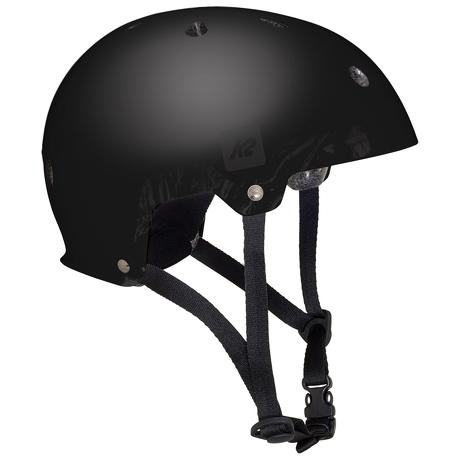 Kask K2 Jr Varsity Black Mat