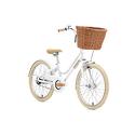 Rower Creme  Mini Molly 20″ White