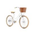Rower Creme  Mini Molly 24″ White