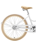 Rower Creme  Mini Molly 24″ White