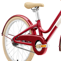 Rower Creme  Mini Molly 20″ Red