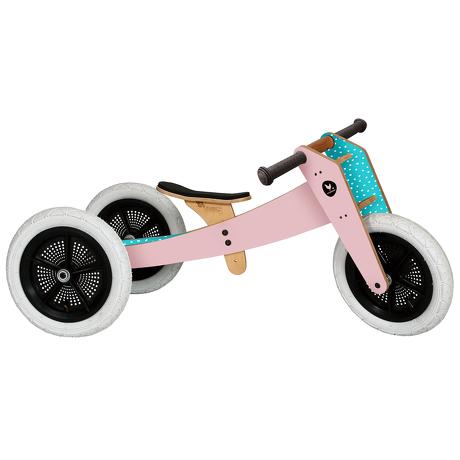 Rowerek biegowy Wishbone Bike 3w1 Original Pink