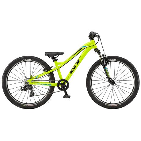 Rower Stomper GT 24 PRIME żółto czarny