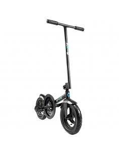 Hulajnoga-rower Micro Pedalflow czarny