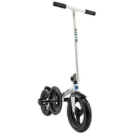 Hulajnoga-rower Micro Pedalflow biały