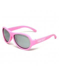 Okulary przeciwsłoneczne dla dzieci Babiators polaryzacja Princess Pink 3-7