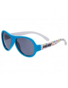 Okulary przeciwsłoneczne dla dzieci Babiators polaryzacja The Wheel Deal