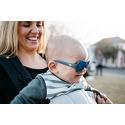 Okulary przeciwsłoneczne dla dzieci Babiators Original Aviator Blue Steel 0-2