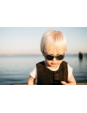 Okulary przeciwsłoneczne dla dzieci Babiators Original Aviator Black Ops Black