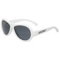 Okulary przeciwsłoneczne dla dzieci Babiators Original Aviator Wicked White