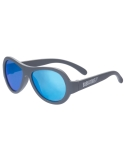Okulary przeciwsłoneczne dla dzieci Babiators Original Aviator Blue Steel