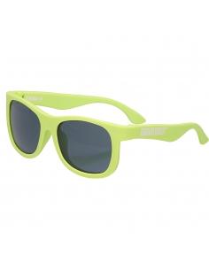 Okulary przeciwsłoneczne dla dzieci Babiators Original Navigator Sublime Lime 0-2