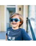 Okulary przeciwsłoneczne dla dzieci Babiators Original Aviator True Blue 0-2