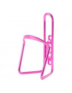 Koszyk rowerowy na bidon różowy