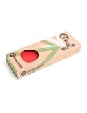 Nakładka na siodełko Wishbone czerwone