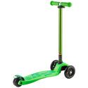 Hulajnoga Maxi Micro Deluxe zielona