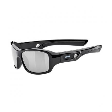 Okulary przeciwsłoneczne dla dzieci Uvex Sportstyle 505 Black