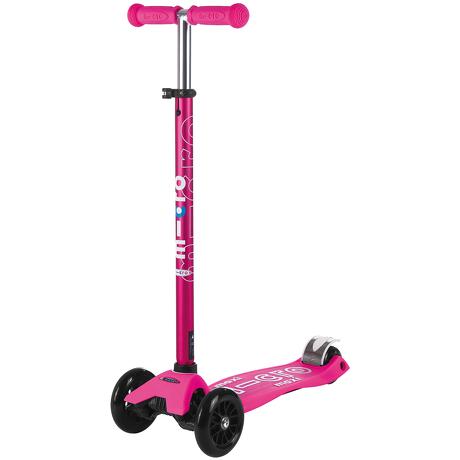 Hulajnoga Maxi Micro Deluxe shocking pink