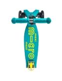 Hulajnoga Maxi Micro Deluxe Green Petrol