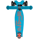 Hulajnoga Maxi Micro Deluxe Caribbean Blue błękitna