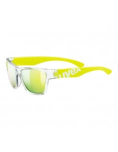 Okulary przeciwsłoneczne dla dzieci Uvex Sportstyle 508 Yellow
