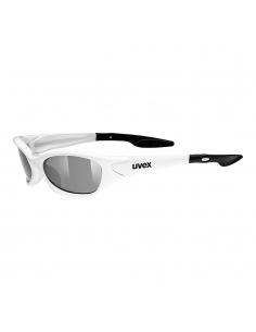 Okulary przeciwsłoneczne dla dzieci Uvex Sporty White