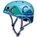 Review for Kask Micro scootersaurus, w dinozaury