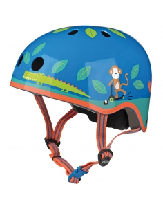 Kask Micro jungle dżungla
