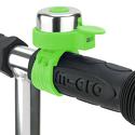 Dzwonek Micro neonowy zielony