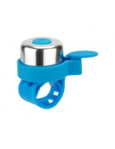 Dzwonek Micro neonowy niebieski