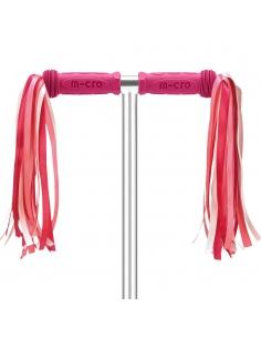 Wstążki Micro Ribbons Różowe