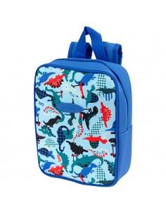 Lunch Bag Micro na hulajnogę dinozaury