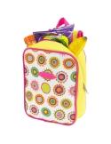Lunch Bag Micro na hulajnogę doodle spot