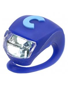 Lampka Micro Deluxe niebieska