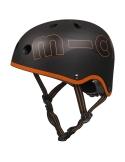 Zestaw bezpieczeństw Micro czarno-pomarańczowy