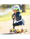 Zestaw Mini Micro Baby Seat (kierownica O-bar + siedzisko)