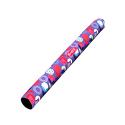 Rękaw na drążek hulajnogi Maxi Micro kwiatki floral dots fioletowy