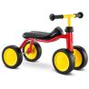 Jeździk rowerek czterokołowy Puky Pukylino czerwony