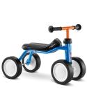 Jeździk rowerek czterokołowy Puky Pukylino niebieski