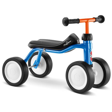 Jeździk Rowerek Puku Pukylino błękitny niebieski