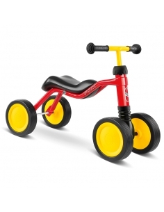 Jeździk Rowerek Puky Wutsch czerwony