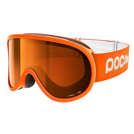 Gogle narciarskie POCito RETINA Zink Orange