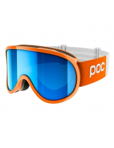 Gogle narciarskie Retina Clarity Comp Zink Orange/Spektris Blue