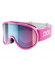 Gogle narciarskie Retina Clarity Comp Actinium pink/Spektris Pink
