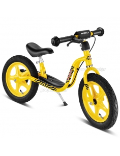 Rowerek biegowy Puky LR 1 L BR z hamulcem żółty