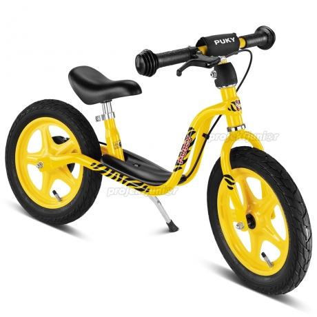 Rowerek biegowy Puky LR 1 L BR z hamulcem żółty 4034