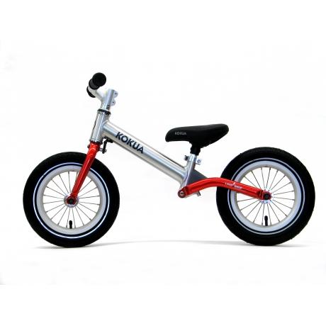 Rowerek biegowy KOKUA Likeabike Jumper czerwony