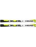 Zestaw: Narty Head Supershape SLR 2 + wiązania SLR 7.5 AC
