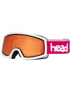 Gogle narciarskie Head STREAM Orange/Pink
