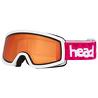 Gogle narciarskie Head STREAM Orange/Pink